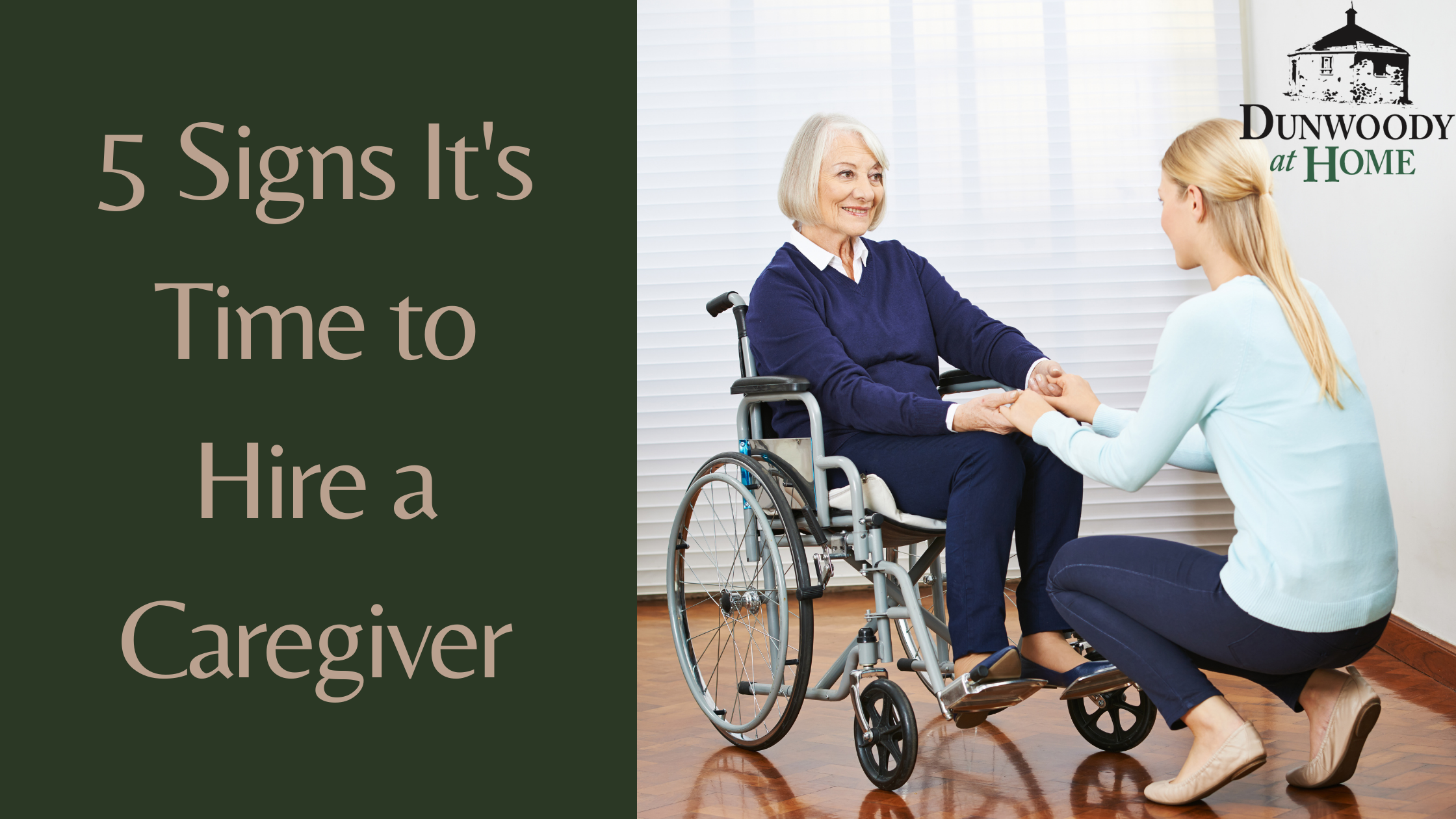 Dunwoody at home caregiver services and senior helpers