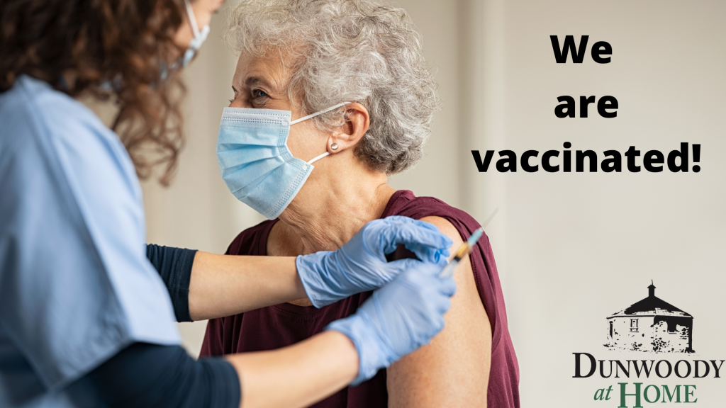 our home care agency employees are vaccinated